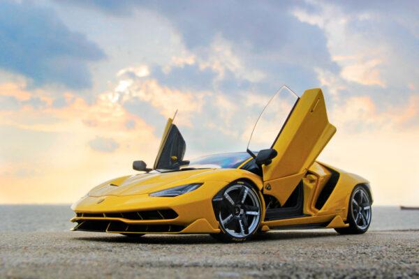 Where to rent a Lamborghini in Miami