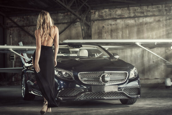 Where to rent a luxury car in Orlando